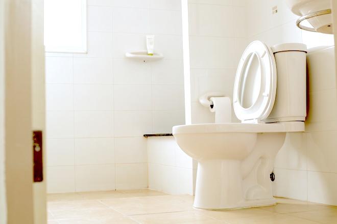 トイレ性病